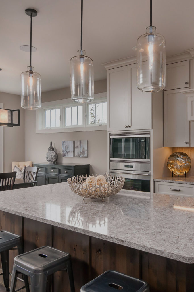 Custom Kitchen View Project